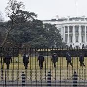 Un drone s'écrase dans le jardin de la Maison-Blanche