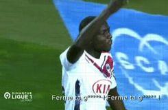 Deux joueurs de Bordeaux s'insultent en plein match