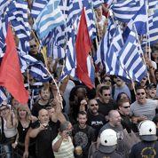 L'Aube dorée, troisième force politique de Grèce