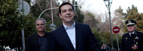 Alexis Tsipras : «Je servirai toujours la Grèce et l'intérêt du peuple grec»