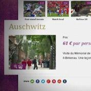 Zapping TV: des enterrements de vie de garçon à… Auschwitz