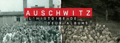 Les deux albums d'Auschwitz :un poignant webdocumentaire