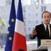Suivez le discours de François Hollande au mémorial de la Shoah