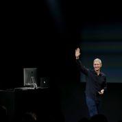 Dopé par l'iPhone 6, Apple pulvérise ses records de ventes et profits