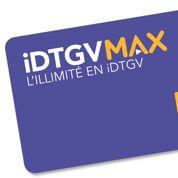 iDTGV lance le train en illimité pour 60 euros par mois