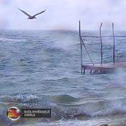 Une tempête repousse le tournage de Koh Lanta en Italie