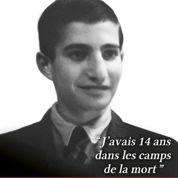 Bertrand Herz a quinze ans et ne veut pas mourir
