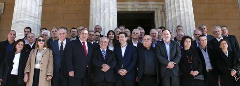 Alexis Tsipras déclenche un krach bancaire à Athènes