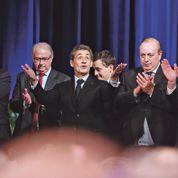 Sarkozy reprend le pouls de la province