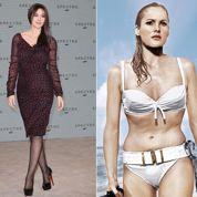 Spectre :Monica Bellucci, une très désirable James Bond girl