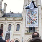 Angoulême : une inauguration sous le signe de Charlie