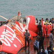 AirAsia : le copilote français pilotait l'avion au moment du crash