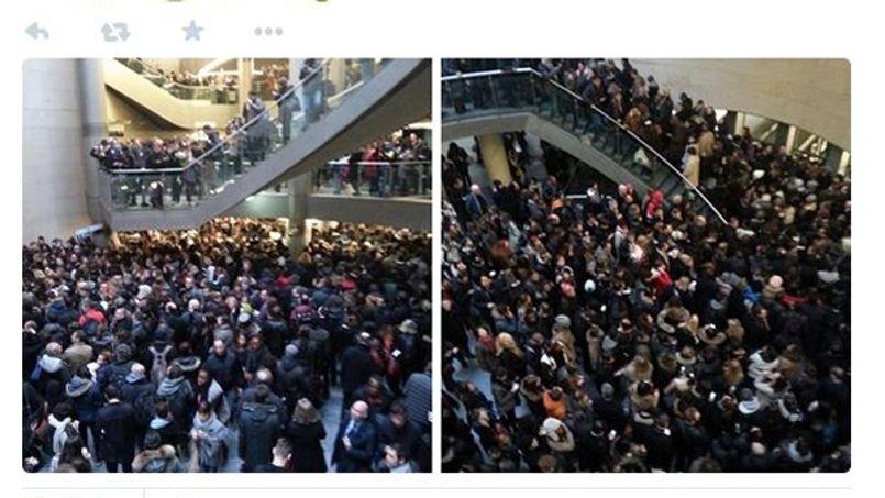 Trafic très perturbé sur le RER A après l'agression d'un conducteur - Le Figaro