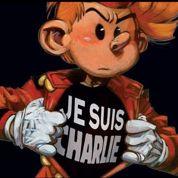 Le Spirou Je suis Charlie tiré à 217.000 exemplaires