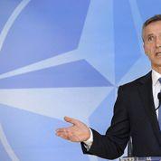 Jens Stoltenberg: «La Russie soutient massivement les séparatistes ukrainiens»