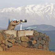 Le plateau du Golan renoue avec le son du canon