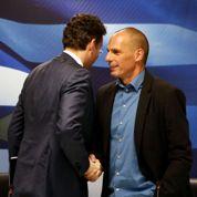 Le ministre des Finances grec rencontre Michel Sapin ce dimanche