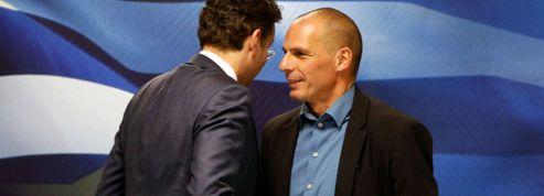 Le ministre des Finances grec vient à Paris dès aujourd'hui