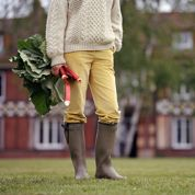 Soyez un jardinier bien botté