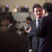 En Chine, Valls nie toute ambition pour 2017