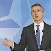 Stoltenberg: «Moscou viole les frontières»