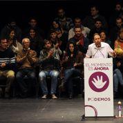 La reprise en Espagne n'empêche pas Podemos de prospérer