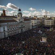 Madrid : «Tic tac, tic tac, c'est l'heure du changement»