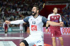 Les handballeurs français toucheront 40.000 euros chacun pour leur titre