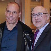 Paris soutient un «nouveau contrat» avec Athènes