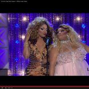 Jessica Alba, jurée d'un concours de drag-queens