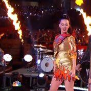 Super Bowl 2015 : découvrez l'incroyable show de Katy Perry à la mi-temps