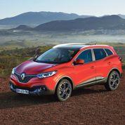 Renault Kadjar, un nouveau crossover français