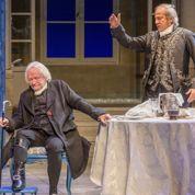 Le Souper : Chesnais et Arestrup rejouent le duel imaginaire de Fouché et Talleyrand