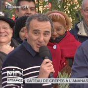 Zapping TV: quand Élie Semoun blague sur Dieudonné