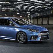La Ford Focus RS se met en quatre