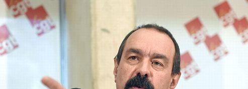 À la CGT, Martinez prône le «tous ensemble»