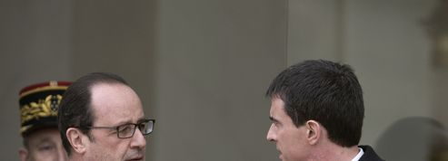 Valls profite bien plus que Hollande de «l'esprit du 11 janvier»