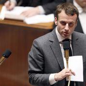 Macron victime du syndrome du premier de la classe