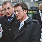 Législative partielle: Valls en campagne dans le Doubs