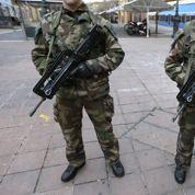 Vigipirate : les premières relèves de soldats prévues mi-février