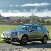Subaru Outback, roulez discret