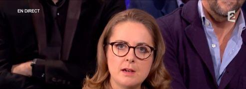 Charline Vanhoenacker n'a «aucun regret» après son interview polémique du prophète Mahomet