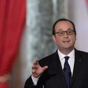 Bercoff : François Hollande, en 120 minutes, pas un mot sur la dette et le chômage