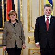 Conflit en Ukraine : Merkel et Hollande sont arrivés à Moscou