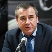 Sur le terrain, le candidat PS dans le Doubs s'affiche UMP-compatible