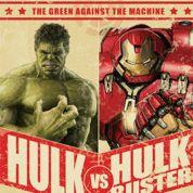 Avengers 2 : un combat épique entre Hulk et Iron Man