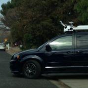 Apple fait rouler des voitures bardées de caméras aux États-Unis