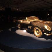 La Ferrari Delon vendue 16,3 millions d'euros