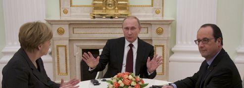 Ukraine : dialogue «constructif» sur un projet de plan de paix