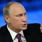 Vladimir Poutine se rêve en Nicolas Ier